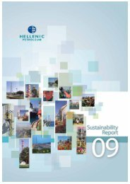 Sustainability Report 2009 - English version - EuroCharity