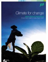 Environment, Health & Safety Report 2007 - CSR in Greece