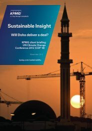 Will Doha Deliver a Deal? - KPMG