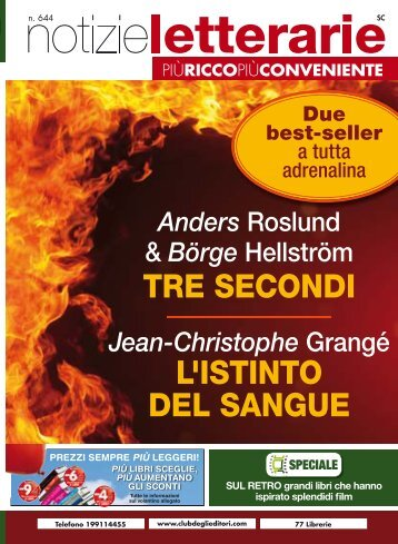 Catalogo Notizie Letterarie n°644 Novembre 2010 - Euroclub