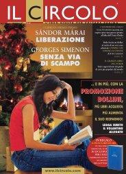 Catalogo Il Circolo n. 367 Natale 2008 - Euroclub