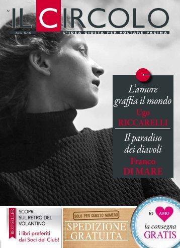 Catalogo Elettronico Il Circolo n.429 - Aprile 2013 - Euroclub