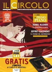 Catalogo Il Circolo n.414 Primavera 2012 - Euroclub