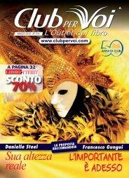 Catalogo Club per Voi n. 214 Marzo 2010 - Euroclub