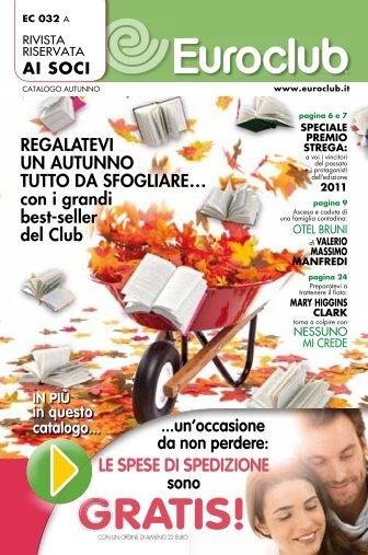 Catalogo Euroclub n.32 Autunno 2011