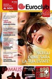 catalogo Euroclub n. XXX STAGIONE