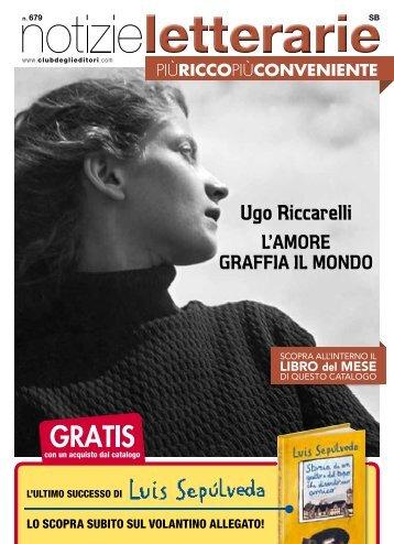 Catalogo Elettronico Notizie Letterarie n.679 - Aprile 2013 - Euroclub