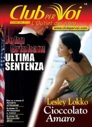 Catalogo Club per Voi n. 210 Autunno 2009 - Euroclub