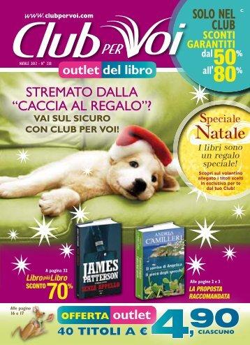 Catalogo Elettronico Club per Voi n.238 - Natale 2012 - Euroclub
