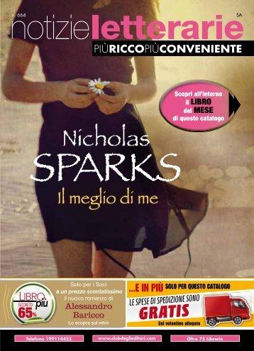 Catalogo Notizie Letterarie n.664 Primavera 2012 - Euroclub