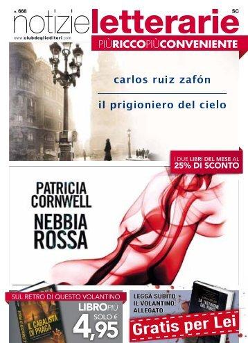Catalogo Elettronico Notizie Letterarie n.668 Giugno 2012 - Euroclub