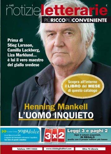 Catalogo Notizie Letterarie n.648 Febbraio 2011 - Euroclub