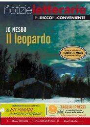 Catalogo Notizie Letterarie n.657 Settembre 2011 - Euroclub