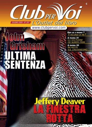 Catalogo Club per Voi n. 207 Giugno 2009 - Euroclub