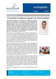 orthopädie - eurocom