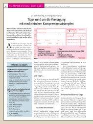 Tipps rund um die Versorgung mit medizinischen ... - eurocom