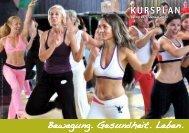 Kursplan - Asia-Fitness-Schule