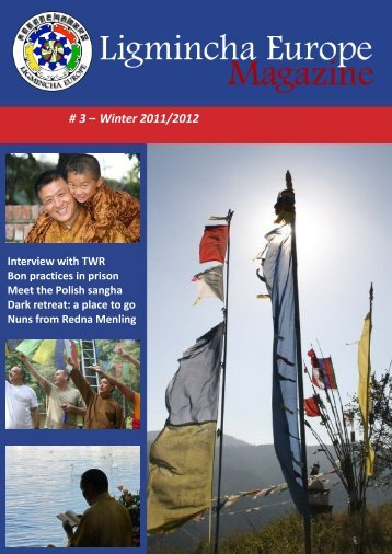 Ligmincha Europe Magazine # 3 – Winter 2011/2012