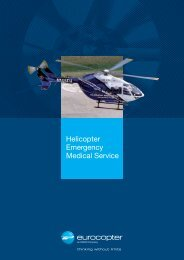 Helicopter Emergency Medical Service - American Eurocopter