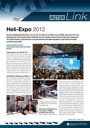 Heli-Expo 2012 - Eurocopter