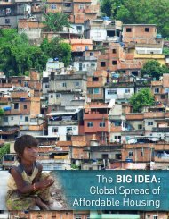 2012 The Big Idea: Global Spread of Affordable Housing - Ashoka