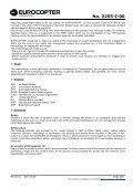 Information Notice - Eurocopter - Page 2
