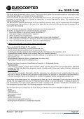 Information Notice - Eurocopter - Page 5
