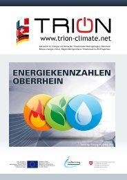 Monitoring-Bericht Energiekennzahlen Oberrhein - Trion
