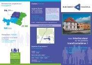 INFOBEST-Flyer - Regio Pamina