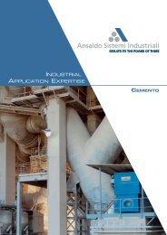 CEMENTO - Ansaldo Sistemi Industriali
