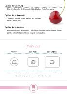 Cardápio de Doces - Page 4