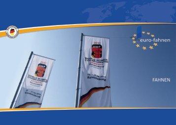 FAHNEN - Eurofahnen.de
