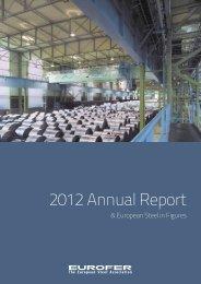 2012 Annual Report - Eurofer