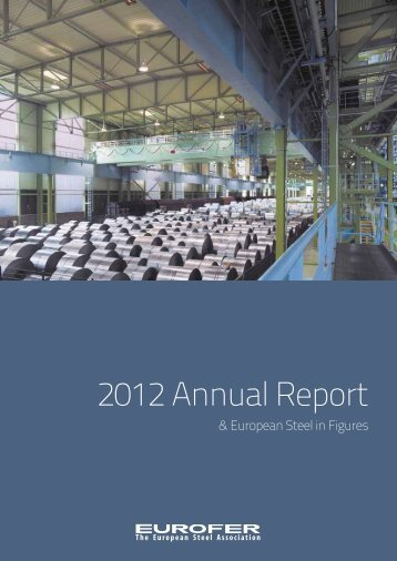 2012 Annual Report - Eurofer