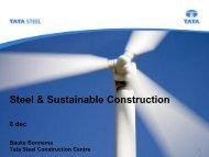 Steel & Sustainable Construction - Eurofer