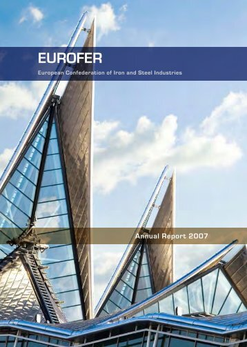Annual Report 2007 - Eurofer