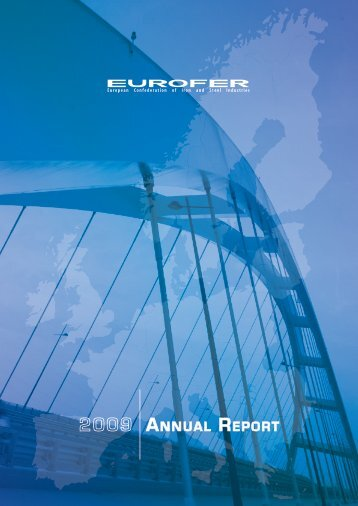 AnnuAl RepoRt - Eurofer