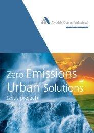 Depliant ZEUS - Ansaldo Sistemi Industriali
