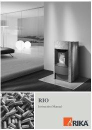 Rika Rio Instructions - Euroheat