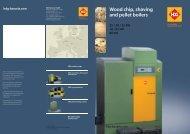 HDG Compact 25-80kW - Euroheat
