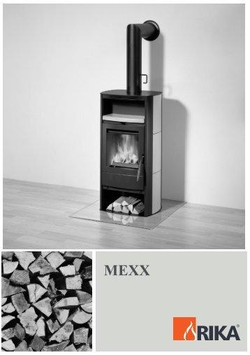 Rika Mexx Instructions - Euroheat