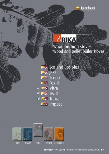 Rika Price List - Euroheat