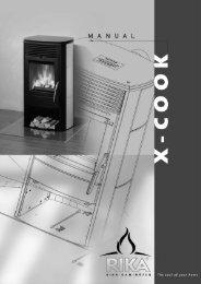 Rika X-Cook Instructions - Euroheat