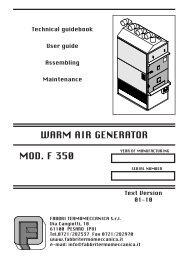 F350 Instructions - Euroheat