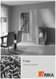 Rika Visio Instructions - Euroheat