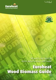 you will ever need to know about heating with wood - Euroheat