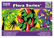 Flora Series ® - General Hydroponics Europe