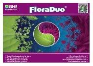 FloraDuo - General Hydroponics Europe