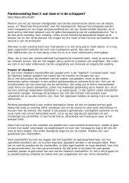 Plantenvoeding Deel 2 - General Hydroponics Europe