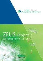 ZEUS Project - Ansaldo Sistemi Industriali